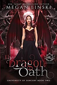 The Dragon Oath: A Fae Academy Shifter Romance
