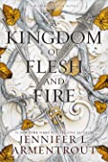 A Kingdom of Flesh and Fire (Blood and Ash, #2)