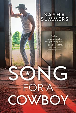 Song for a Cowboy (Kings of Country, #2)