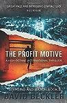 THE PROFIT MOTIVE: A high-octane international thriller (Sterling & Mason)