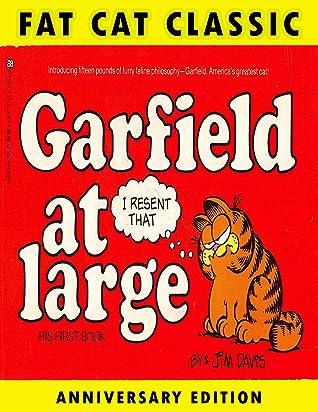 Cat Classic: His First Book - Great Fat Cat - Cartoon Garfield Comics - Books For Kids- Boys - Girls - Fans - Adults