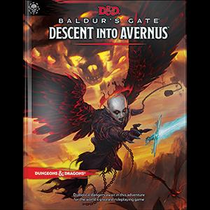 Baldur's Gate: Descent into Avernus (Dungeons & Dragons, 5th Edition)
