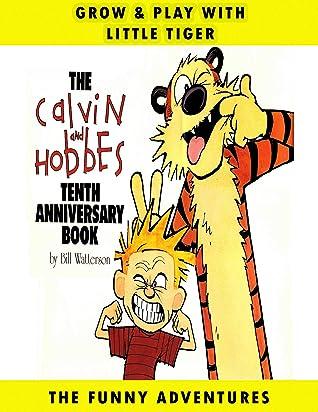 Little Tiger: Vol 13 - Great Calvin Adventure And Hobbes Cartoon Comics Books - For Kids, Boys , Girls , Fans , Adults