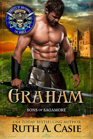 Graham: Pirates of Britannia Connected World (Sons of Sagamore, #2)