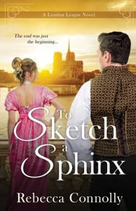 To Sketch a Sphinx (London League, #6)