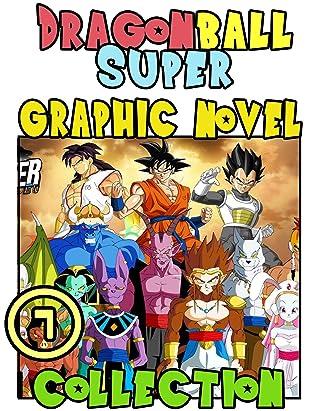 DragoSupe: Vol 7 - Great Shounen Manga For Young & Teens , Adults, Dragon Goku Super Ball Fan