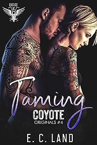 Taming Coyote (Devil's Riot MC: Originals #4)
