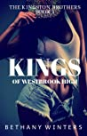 Kings of Westbrook High (The Kingston Brothers #1)