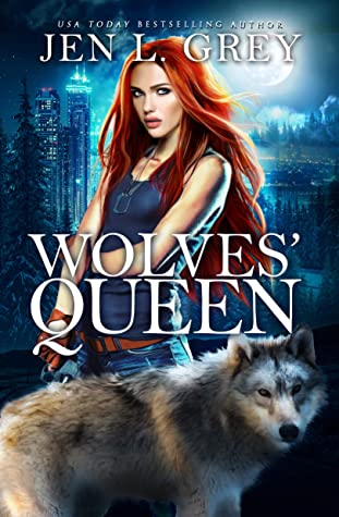 Wolves' Queen (The Royal Heir, #1)