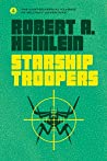 Book cover for Starship Troopers
