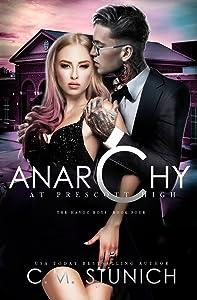 Anarchy at Prescott High (The Havoc Boys, #4)