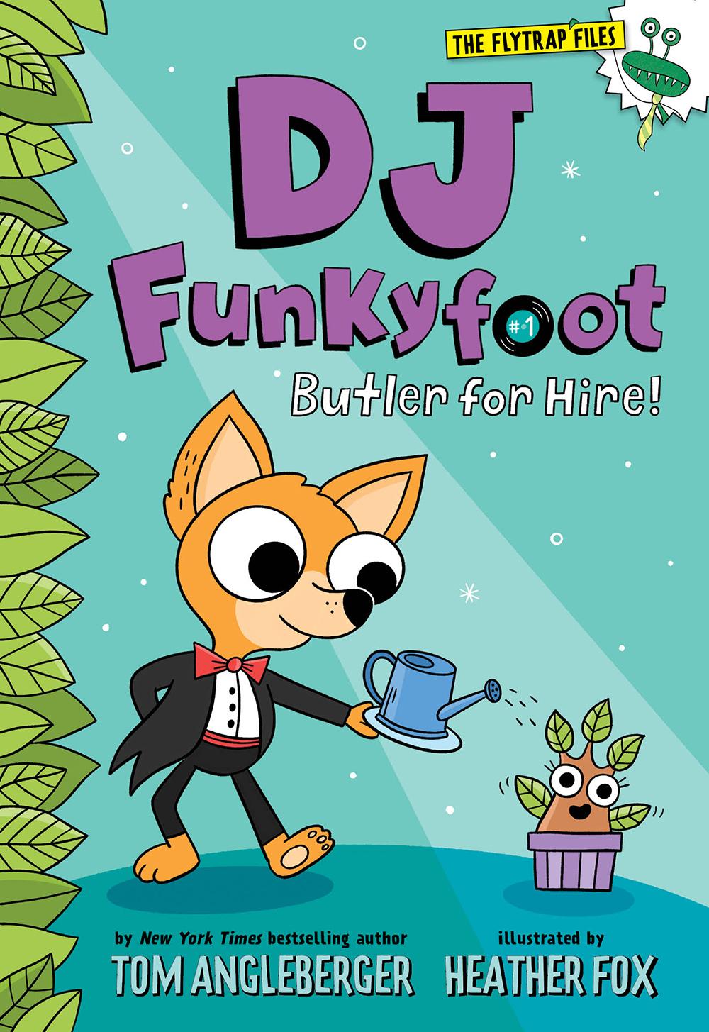 DJ Funkyfoot #1