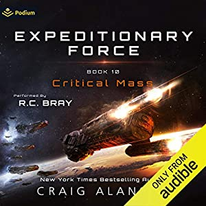 Critical Mass (Expeditionary Force, #10)