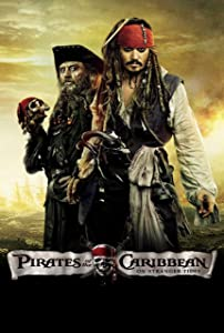 Pirates Of The Caribbean On Stranger Tides : ScreenPlay