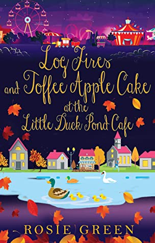 Log Fires & Toffee Apple Cake at the Little Duck Pond Cafe