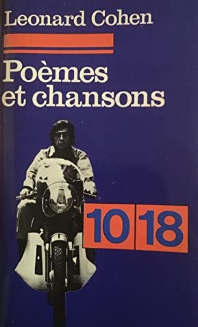 Ebook Leonard Cohen Poems And Songs By Leonard Cohen
