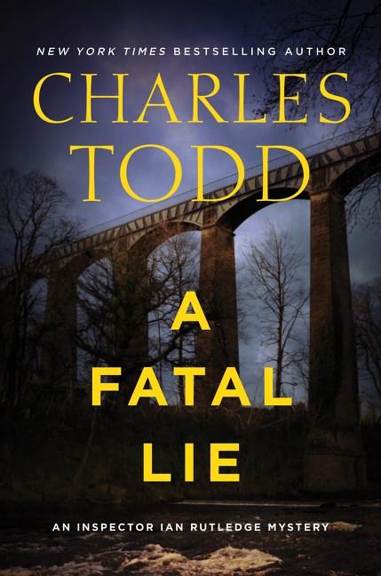 A Fatal Lie (Inspector Ian Rutledge, #23)