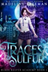 Traces of Sulfur (Blade Keeper Academy, #1)