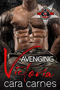 Avenging Victoria: Special Forces: Operation Alpha (Counterstrike, #3)