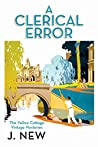 A Clerical Error (Yellow Cottage Vintage Mysteries #3)