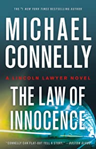 The Law of Innocence (Mickey Haller, #7; Harry Bosch Universe #34)