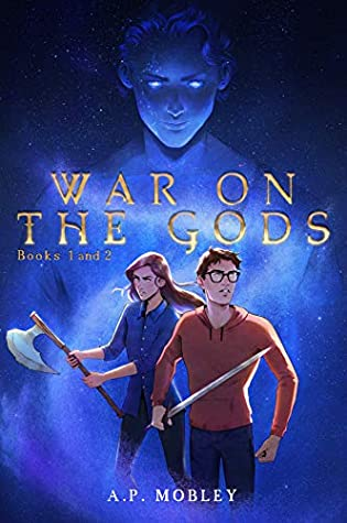 War on the Gods Books 1 and 2: Limited Edition Boxset