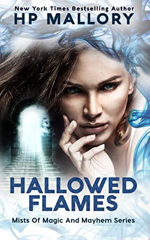 Hallowed Flames: An Epic Fantasy Romance Series