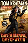 Days of Burning, Days of Wrath (Carerra #8)