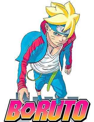 Boruto: Boruto Naruto Next Generation Book Manga Set