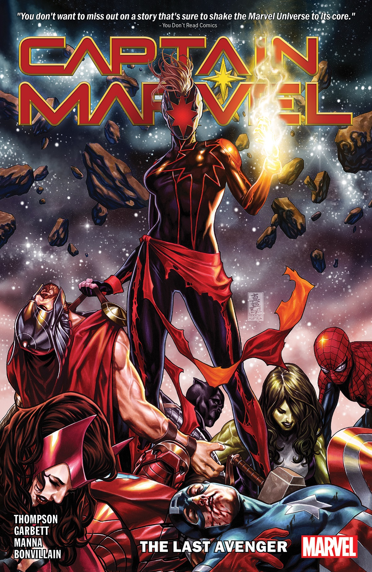 Captain Marvel, Vol. 3: The Last Avenger