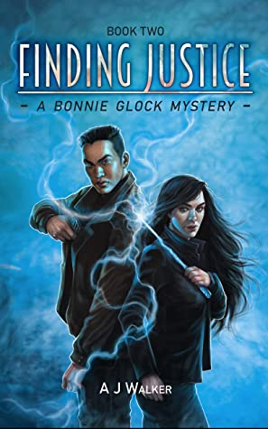Finding Justice (Bonnie Glock Mystery #2)