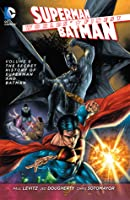 Worlds' Finest, Volume 6: The Secret History of Superman and Batman
