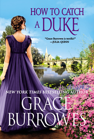 How to Catch a Duke (Rogues to Riches, #6)