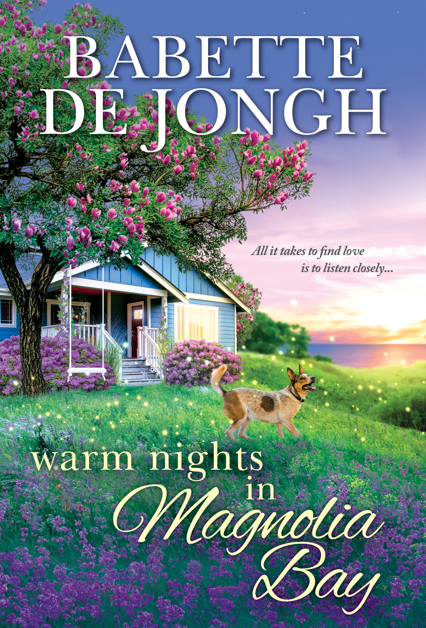 Warm Nights in Magnolia Bay (Welcome to Magnolia Bay, #1)