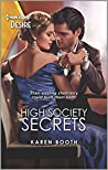 High Society Secrets (The Sterling Wives #2)