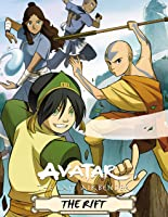 Avatar: The Last Airbender The Rift Comics Nickelodeon Avatar