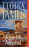Book cover for Kiss Me, Annabel (Essex Sisters, #2)