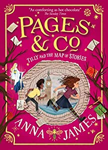 Tilly and the Map of Stories (Pages & Co., #3)