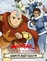Avatar: The Last Airbender North and South Comics Nickelodeon Avatar