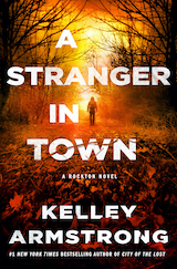 Book Review: A Stranger in Town by Kelley Armstrong