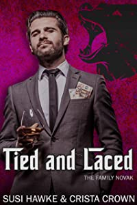 Tied and Laced (The Family Novak #6)