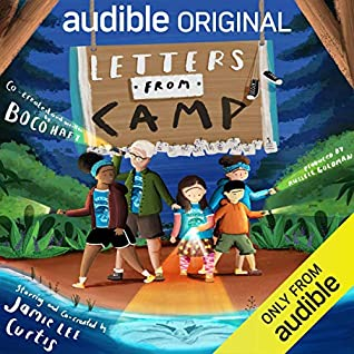 Letters From Camp by Jamie Lee Curtis