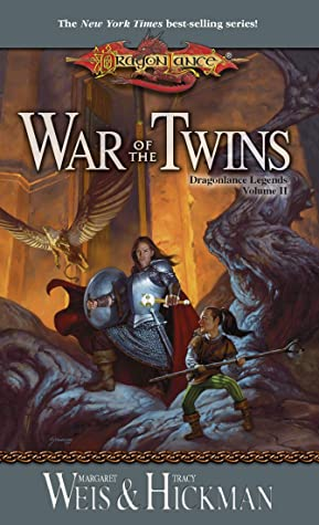 Download War Of The Twins Dragonlance Legends 2 By Margaret Weis