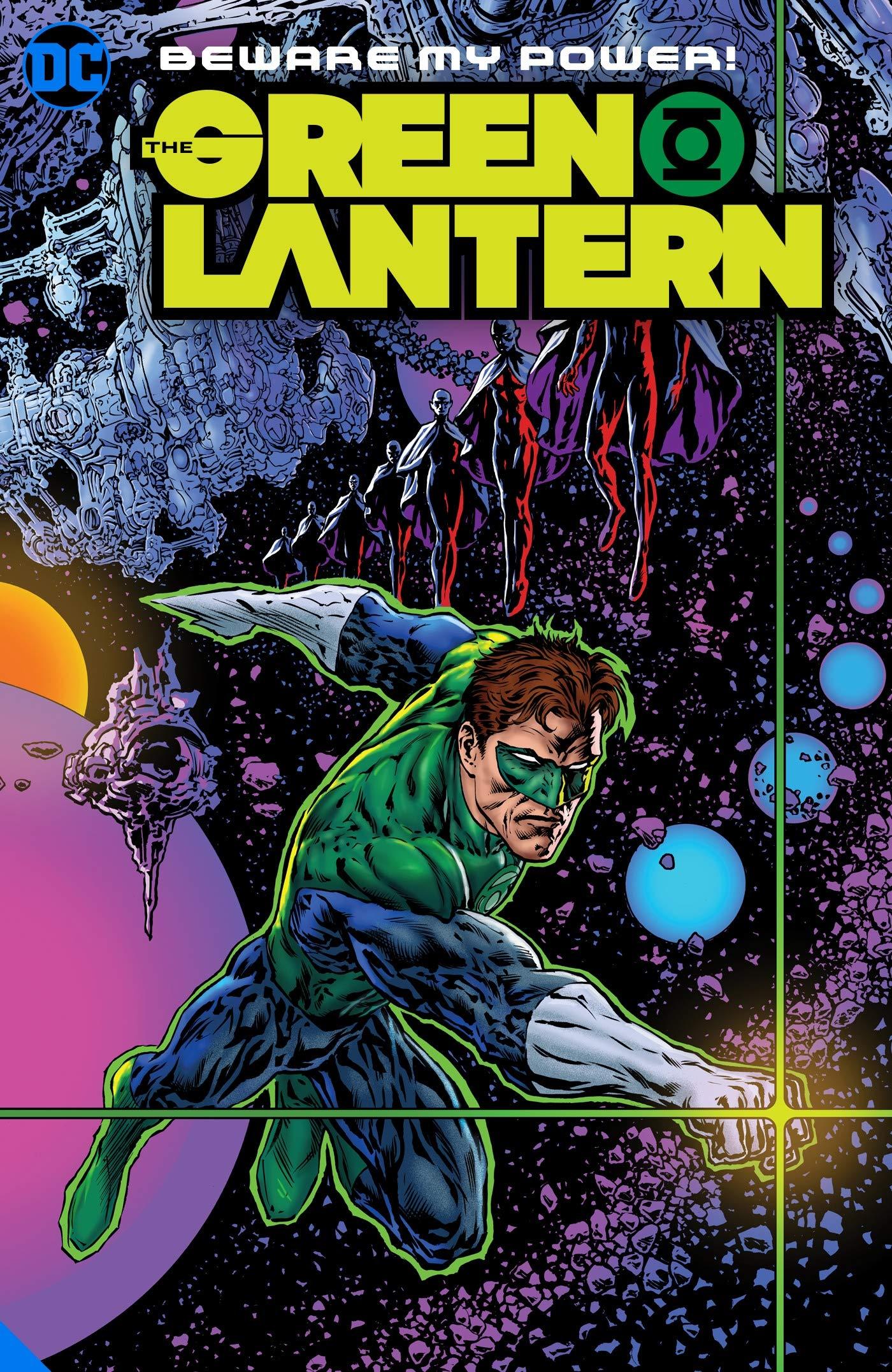 The Green Lantern: Season Two, Vol. 1