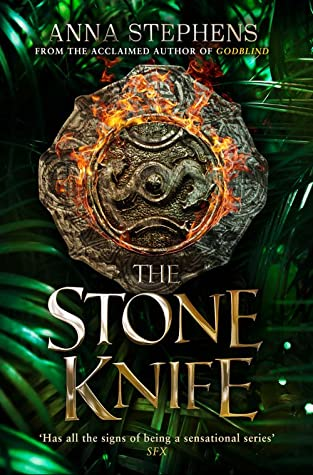 The Stone Knife (Songs of the Drowned, #1)