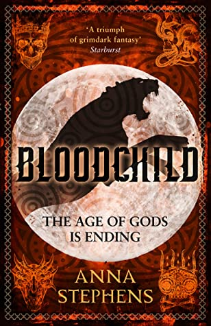 Bloodchild (The Godblind Trilogy, #3)
