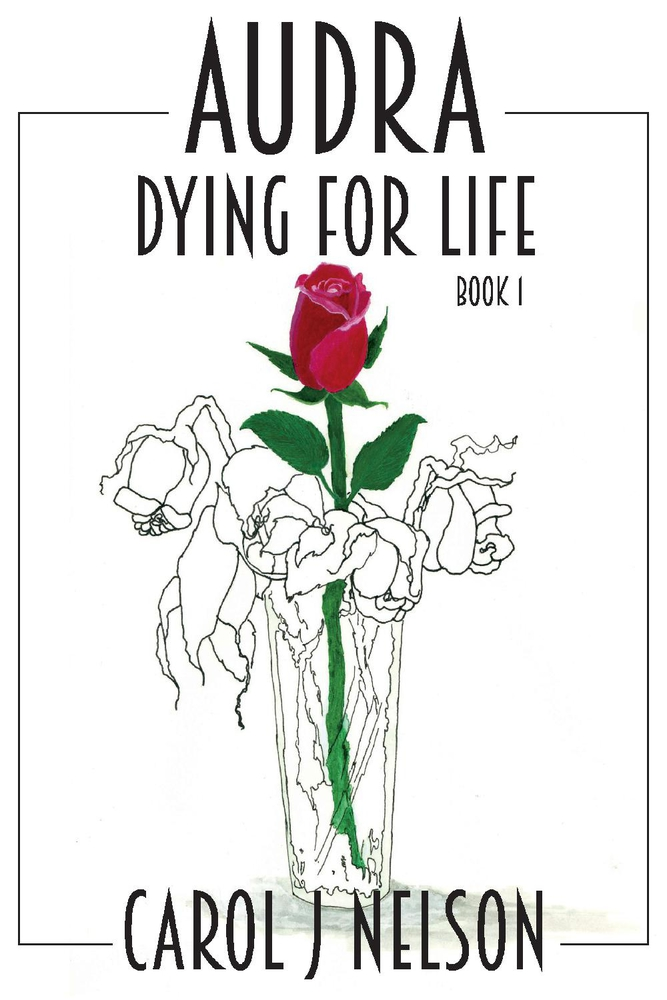 Audra-Dying For Life-front cover