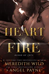 Heart of Fire (Blood of Zeus: Book Two)