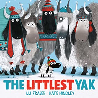 The Littlest Yak: The perfect book to snuggle up with this Christmas!