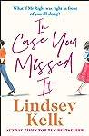 Lindsey Kelk Untitled Novel 3